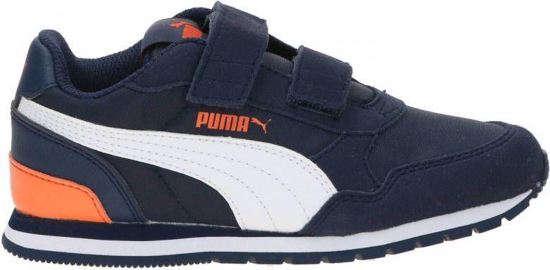 Puma Vista V Klittenbandschoen Lage Schoenen Jongen Maat 31 Schoenen Nl