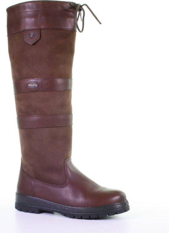 Dubarry Lange laarzen Bruin dames (GLANMIRE walnut 3944 Glanmire52 walnut)