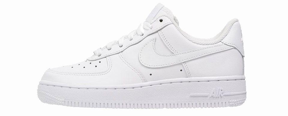 Witte schoenen wit houden: zo doe je dat!