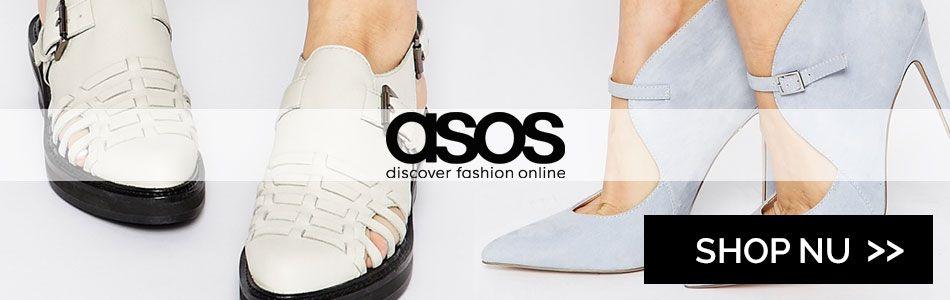 Shop nu bij Asos - Schoenen bestellen morgen in huis