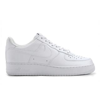 Witte sneakers nike