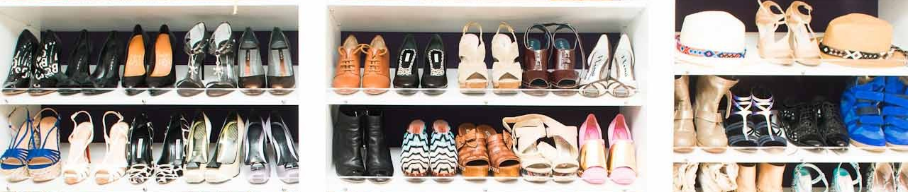 10 tekenen dat je verslaafd bent aan schoenen