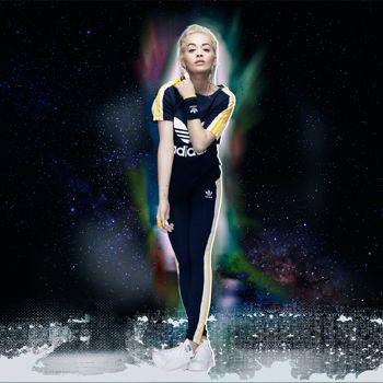 Rita Ora x adidas: 2 nieuwe collecties!
