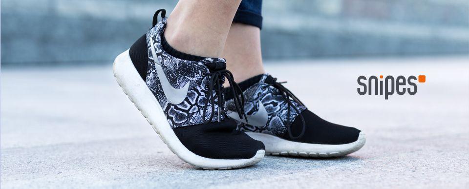 Nieuw op Schoenen.nl: sneakers van SNIPES!