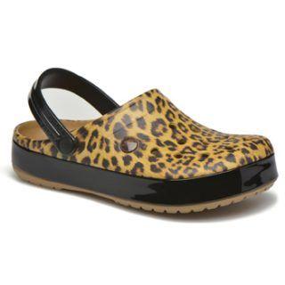 crocs comeback