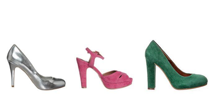 3eeaca7fc07 Trend report: schoenen zomer 2013 - Schoenen